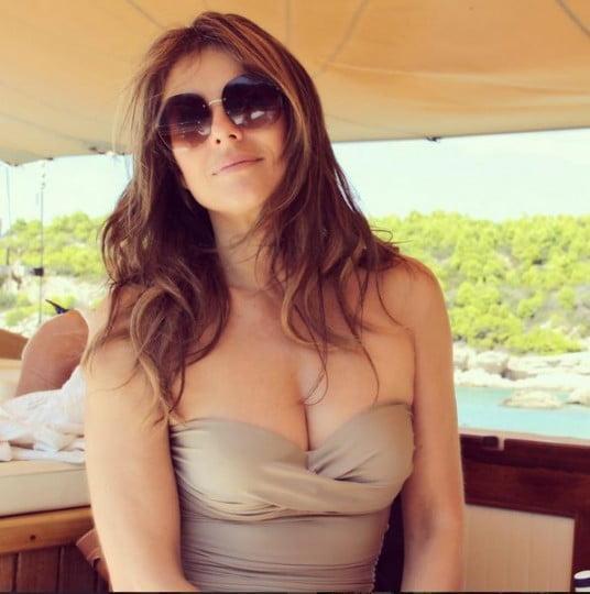 Λιζ Χάρλεϊ: Γεια σου Ελλάδα