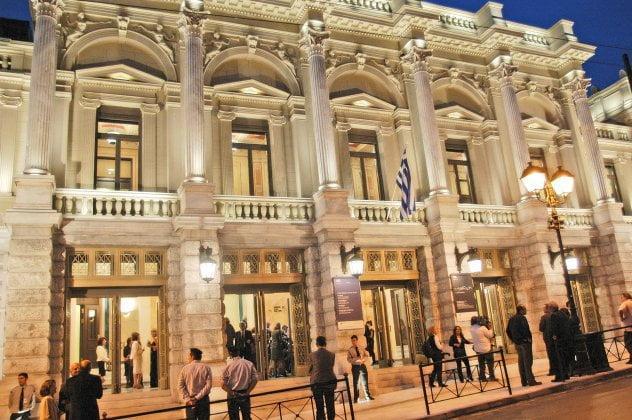 Mε υπογραφή της Μonumenta η Αθήνα έχει υπέροχα κτίρια