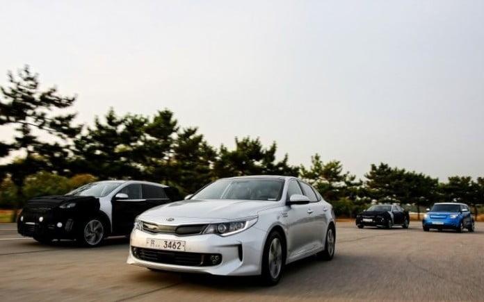 «Πράσινα» αυτοκίνητα από την Kia