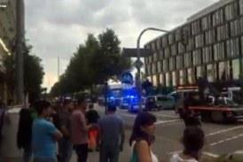 Η στιγμή της επίθεσης στο εμπορικό κέντρο του Μονάχου – ΒΙΝΤΕΟ