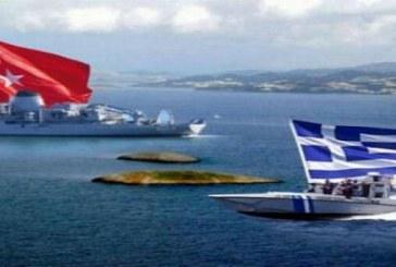 Σήκωσαν ΤΟΥΡΚΙΚΗ ΣΗΜΑΙΑ σε ελληνικό ΝΗΣΙ…Δείτε σε ποιό..
