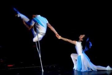 Εκείνη δεν έχει χέρι, εκείνος δεν έχει πόδι… Ο χορός τους, όμως, θα σας αφήσει άφωνους!