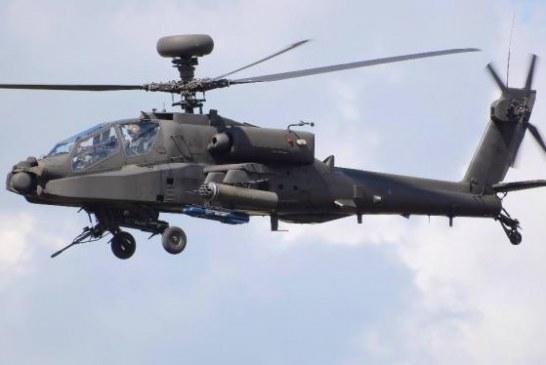 """ΕΚΤΑΚΤΗ ΕΙΔΗΣΗ – Έπεσε """"Apache"""" στη Χαλκιδική"""