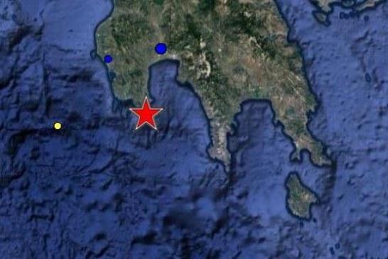 ΕΚΤΑΚΤΟ – Ισχυρός Σεισμός 5 Ρίχτερ στην Πελοπόννησο
