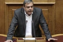"""Ο Βερναρδάκης αποκάλεσε τον Πρόεδρο των Ολυμπιονικών με Αναπηρία """"φασιστάκι της πλάκας"""""""