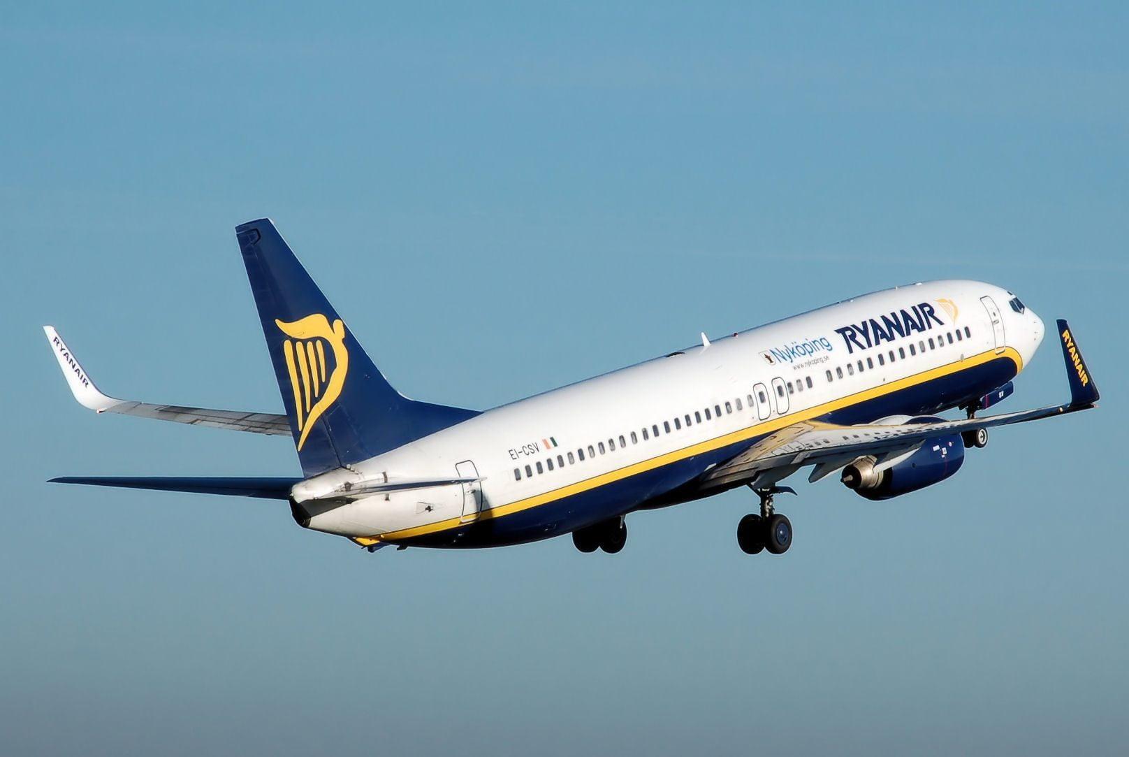 Ryanair: Τρέξτε να προλάβετε - Πετάξτε με 9,99 ευρω