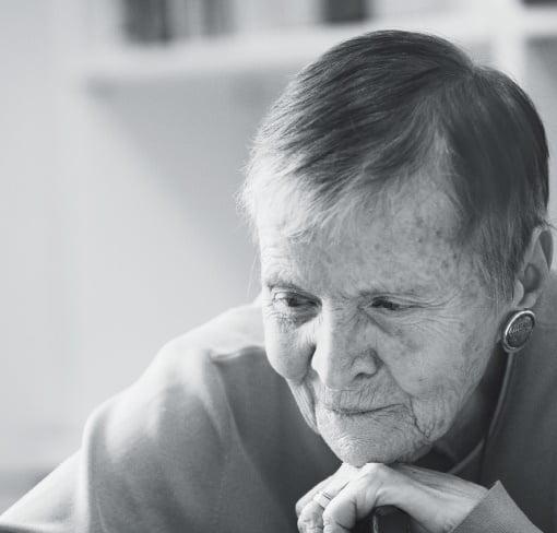 Ελένη Αρβελέρ: «Η Ελλάδα κινδυνεύει από τους Έλληνες που ξέχασαν να είναι Έλληνες»