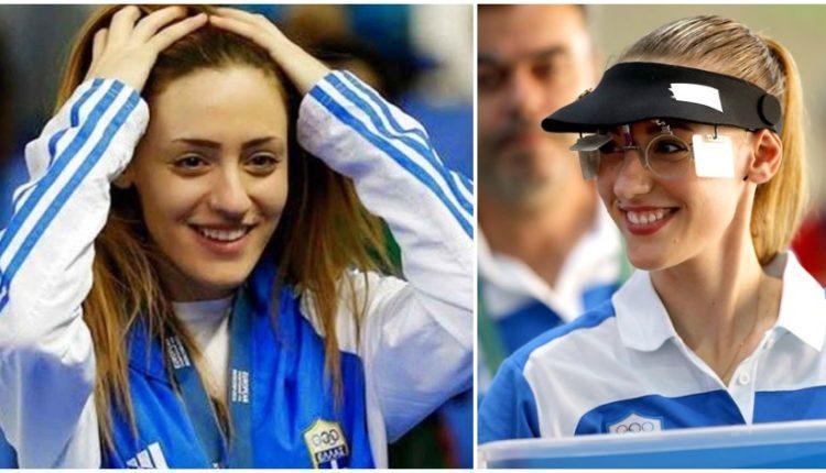 Η Κορακάκη «Βασίλισσα» του κόσμου: Χρυσό μετάλλιο και στο Παγκόσμιο πρωτάθλημα