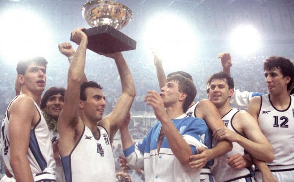 14 Ιουνίου 1987 - Η τύχη της Ελλάδας βρίσκεται στα χέρια του «τίμιου γίγαντα»