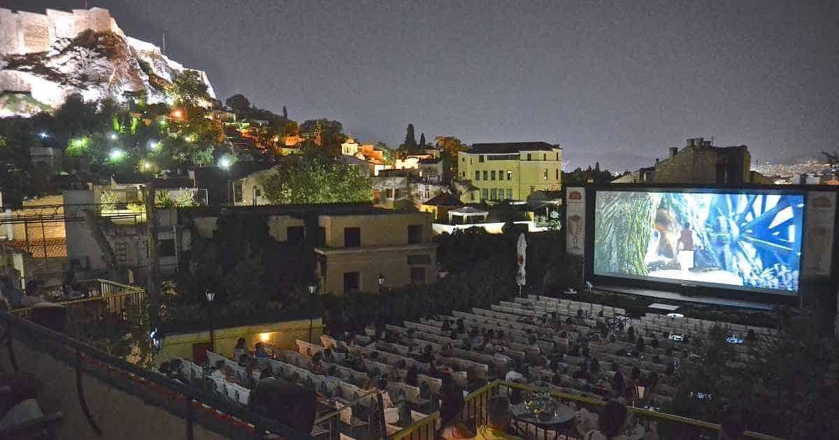 Δωρεάν θερινό σινεμά το καλοκαίρι σε όλη την Αθήνα