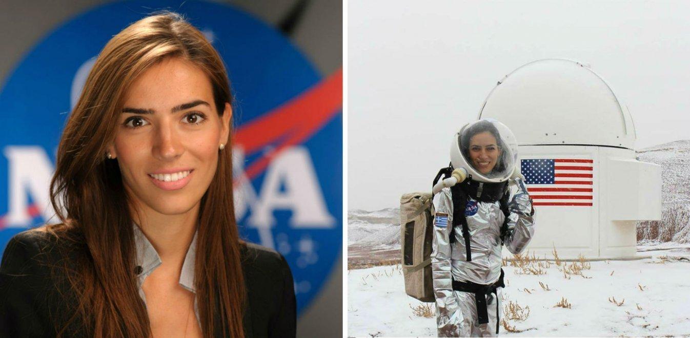 Ελένη Αντωνιάδου: Μια διαδρομή από τη NASA μέχρι τα Ellinika hoaxes