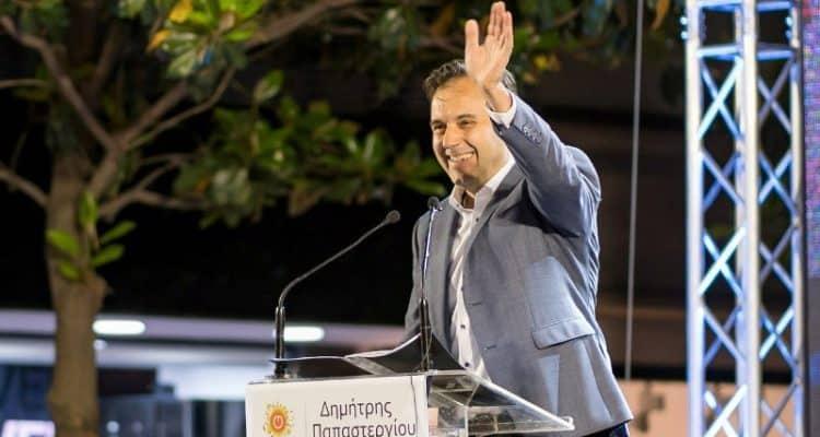 Δημήτρης Παπαστεργιου : Ο επόμενος Πρόεδρος της ΚΕΔΕ;