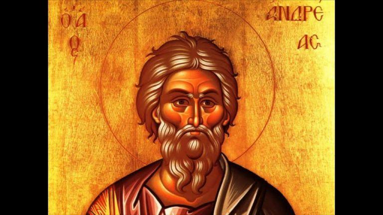 Ένας από τους 12 Αποστόλους, ο επονομαζόμενος και Πρωτόκλητος, επειδή πρώτος αυτός, μαζί με τον αδελφό του Πέτρο, κλήθηκε να ακολουθήσει τον Ιησού.