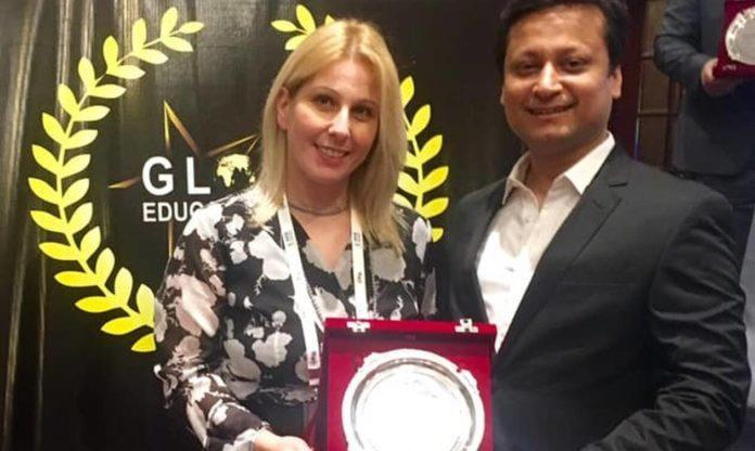 Διεθνές βραβείο σε Ελληνίδα νηπιαγωγό