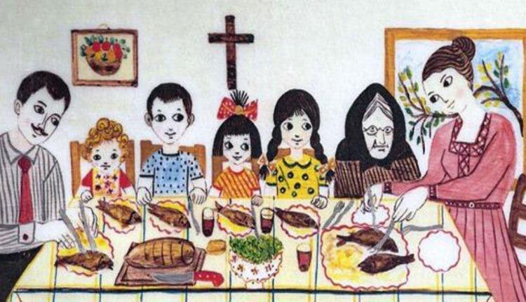 Το Κυριακάτικο τραπέζι: Μια οικογενειακή συνήθεια που Ολοι οι Έλληνες πρέπει να Θυμούνται