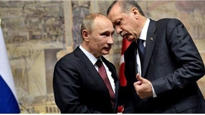 Δημοσίευμα - βόμβα τουρκικής εφημερίδας: Η Ρωσία θα αναγνωρίσει το ψευδοκράτος