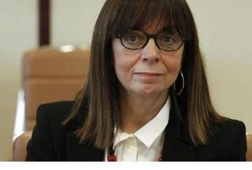 Αικατερίνη Σακελλαροπούλου: Ποια είναι η υποψήφια Πρόεδρος της Δημοκρατίας