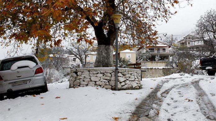 ΠΡΟΣΟΧΗ -Έρχεται νέο κύμα κακοκαιρίας – Χιόνια και στα βόρεια προάστια της Αθήνας