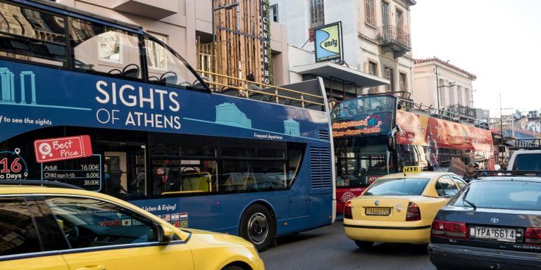 Πτώση στην πληρότητα των ξενοδοχείων της Αθήνας το 2019