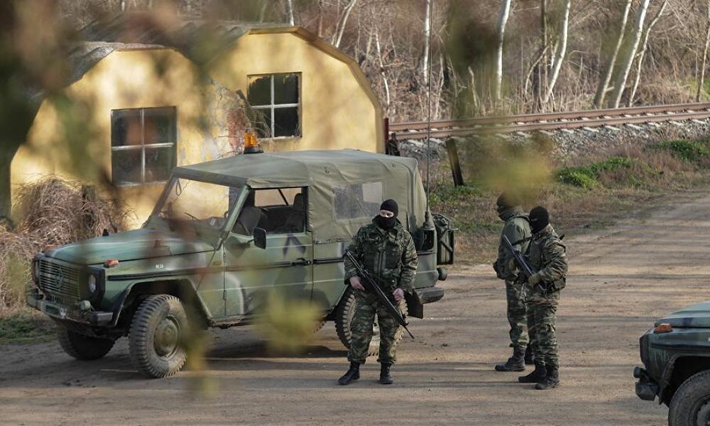 """Συγκέντρωση δυνάμεων στον Έβρο: Στέλνει τανκ-""""θηρίο"""" η Αυστρία"""