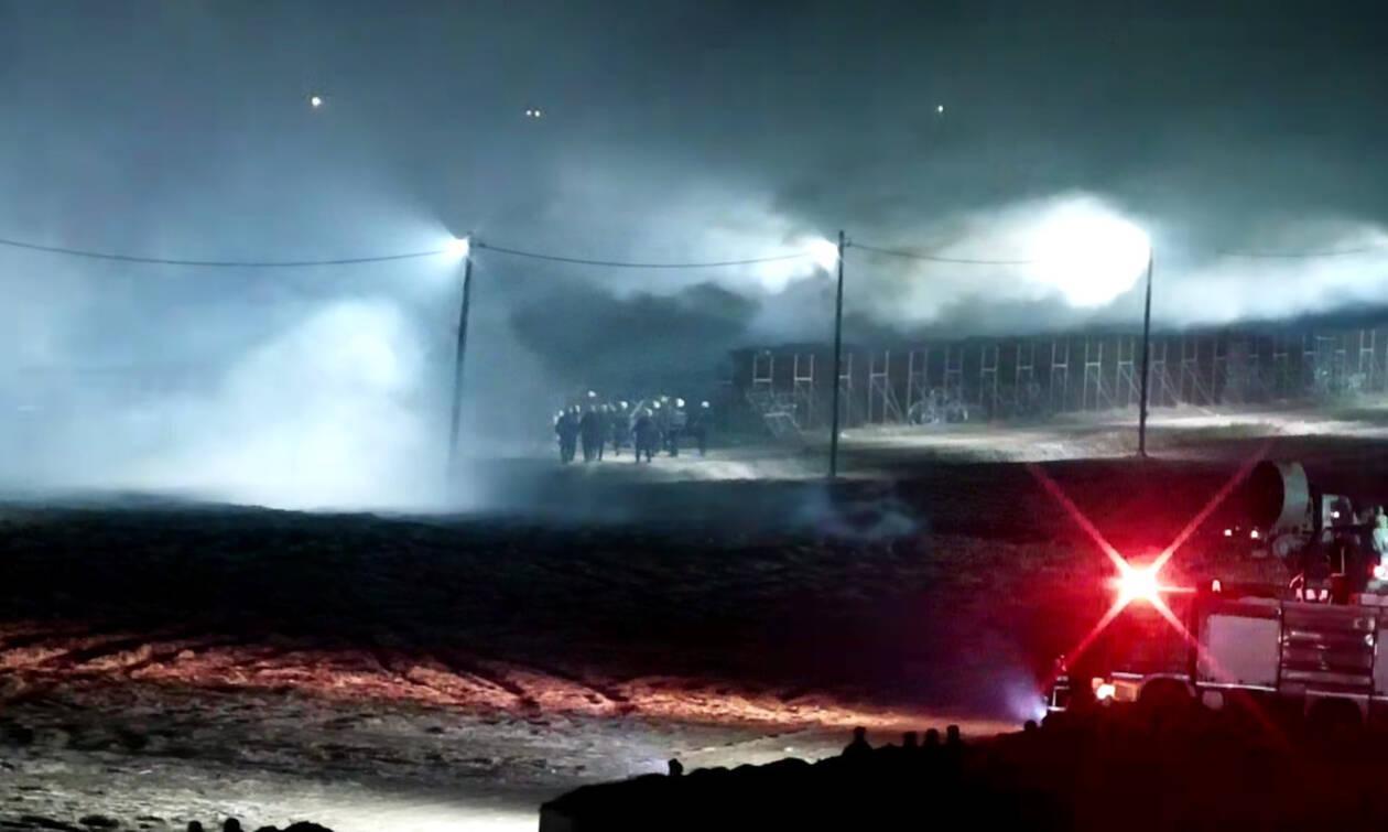 Σοβαρά επεισόδια στον Έβρο – Δεκάδες μετανάστες επιχείρησαν να περάσουν τον φράχτη