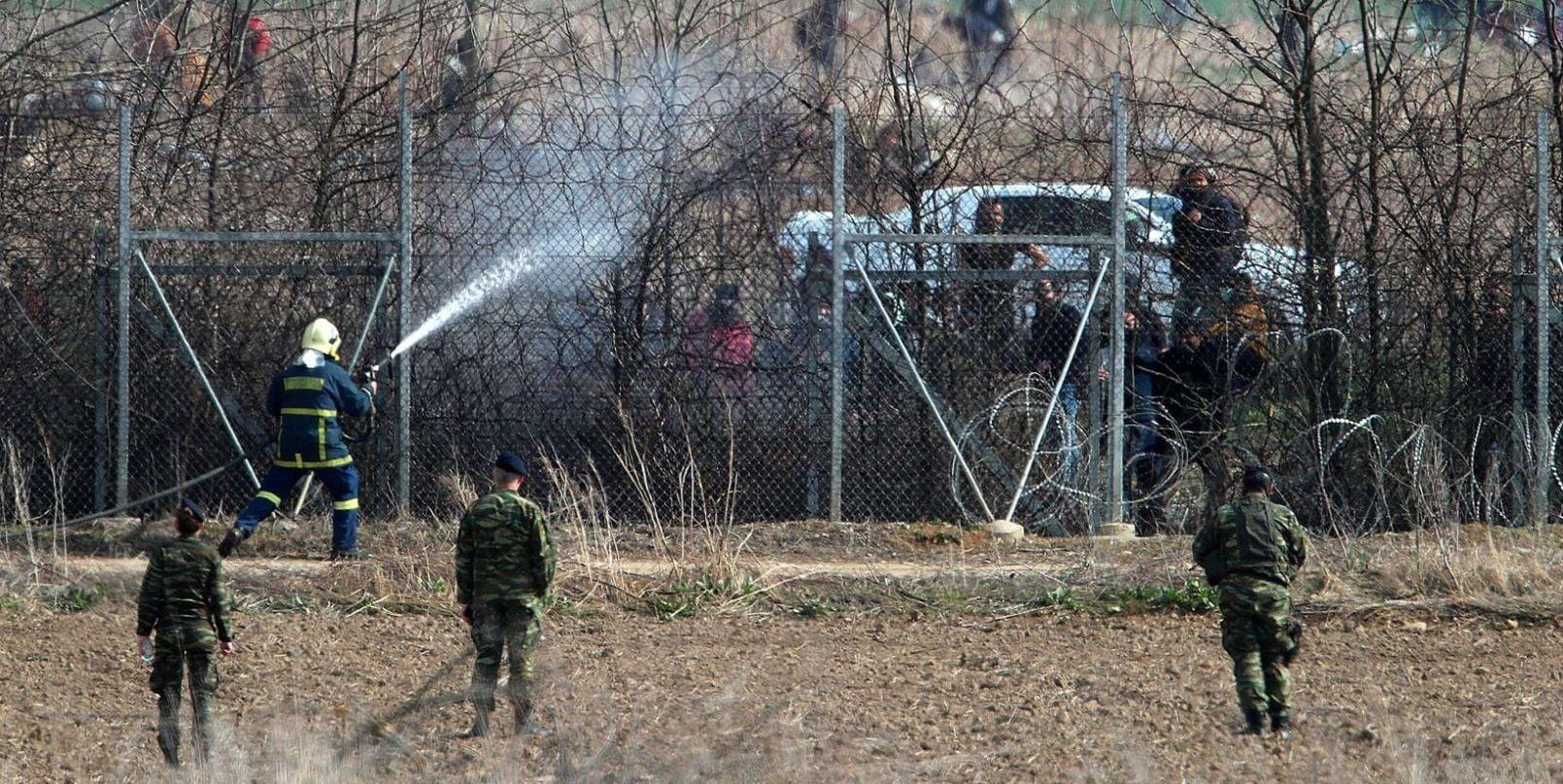 «Άγρυπνο» το βλέμμα των Ενόπλων Δυνάμεων στον Έβρο! Ενισχύεται ο φράχτης, σε ετοιμότητα οι Αρχές