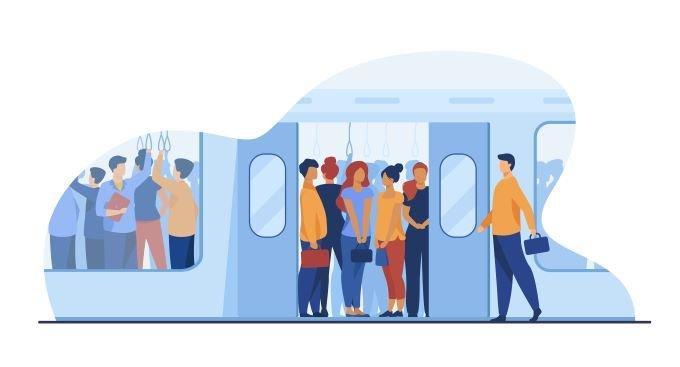 Kορονοϊός: Αυτά είναι τα πρόστιμα για όσους δεν φορούν μάσκα - Τι ισχύει στα Μέσα Μεταφοράς