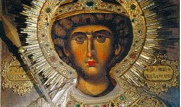 Οι ιστορίες πίσω από τις θαυματουργικές εικόνες του Αγίου Γεωργίου στο Άγιο Όρος