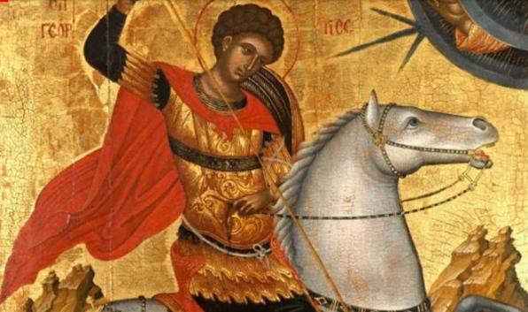 Άγιος Γεώργιος: Χρόνια πολλά – Η ιστορία και τα θαύματα του
