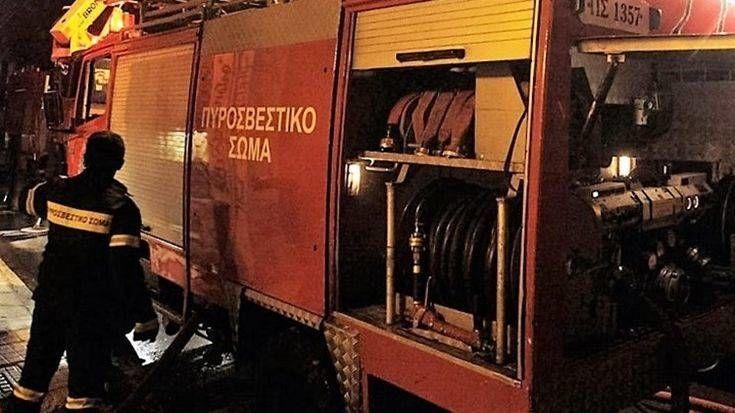 Τρόμος στην Ιονία Οδό – Κάηκε ολοσχερώς λεωφορείο που εκτελούσε το δρομολόγιο Ιωάννινα – Αθήνα