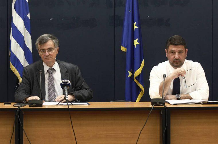 Κορωνοϊός: Εκτάκτως στην Ξάνθη Τσιόδρας - Χαρδαλιάς - Τα έκτακτα μέτρα στην περιοχή