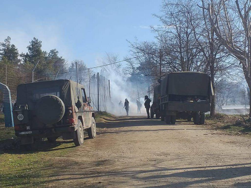 Συναγερμός στον Έβρο: Σε αυξημένη επιφυλακή ο στρατός