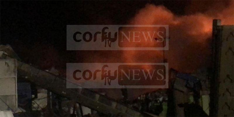 Συναγερμός στη Πυροσβεστική: Μεγάλη φωτιά στο ΧΥΤΑ Τεμπλονίου – Στις φλόγες μηχανήματα