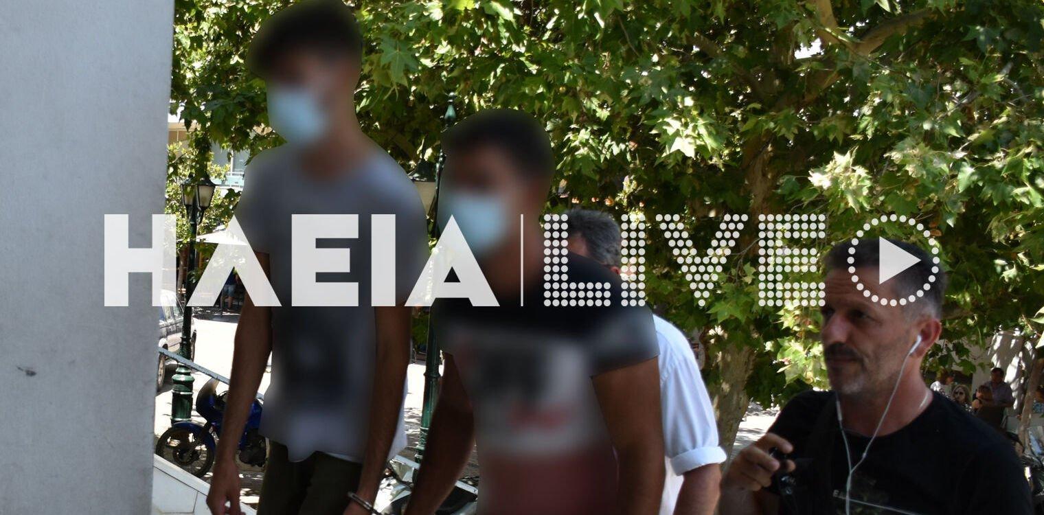 Νέα απόπειρα αρπαγής ανηλίκου! Τους έπιασαν στην Ηλεία! Προσπάθησαν να βάλουν 14χρονο σε μαύρο βαν!