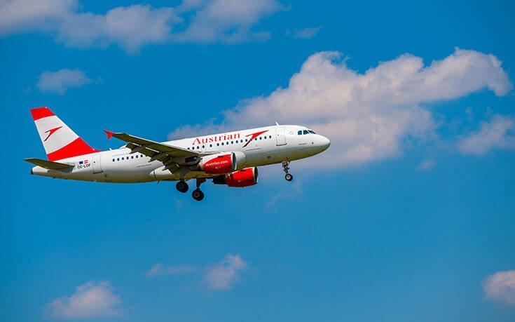 Ξεκινούν και πάλι οι πτήσεις από Αυστρία – Αυξημένος ο αριθμός των ναυλωμένων πτήσεων προς Ελλάδα