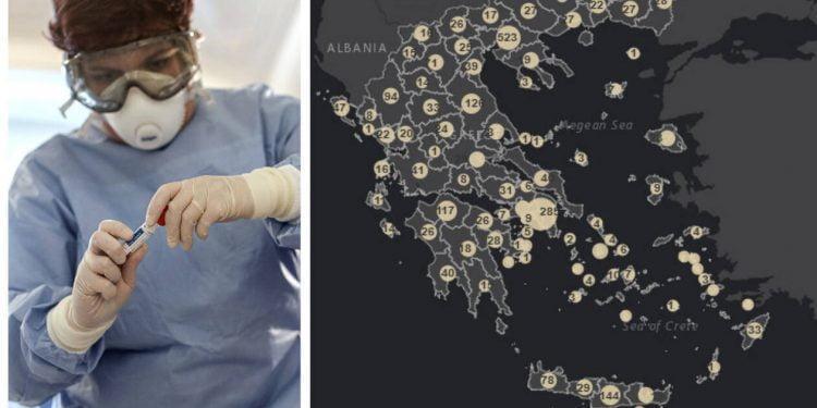 Κορονοϊός Ελλάδα: Συναγερμός για μεμονωμένα κρούσματα – Πού εντοπίζονται