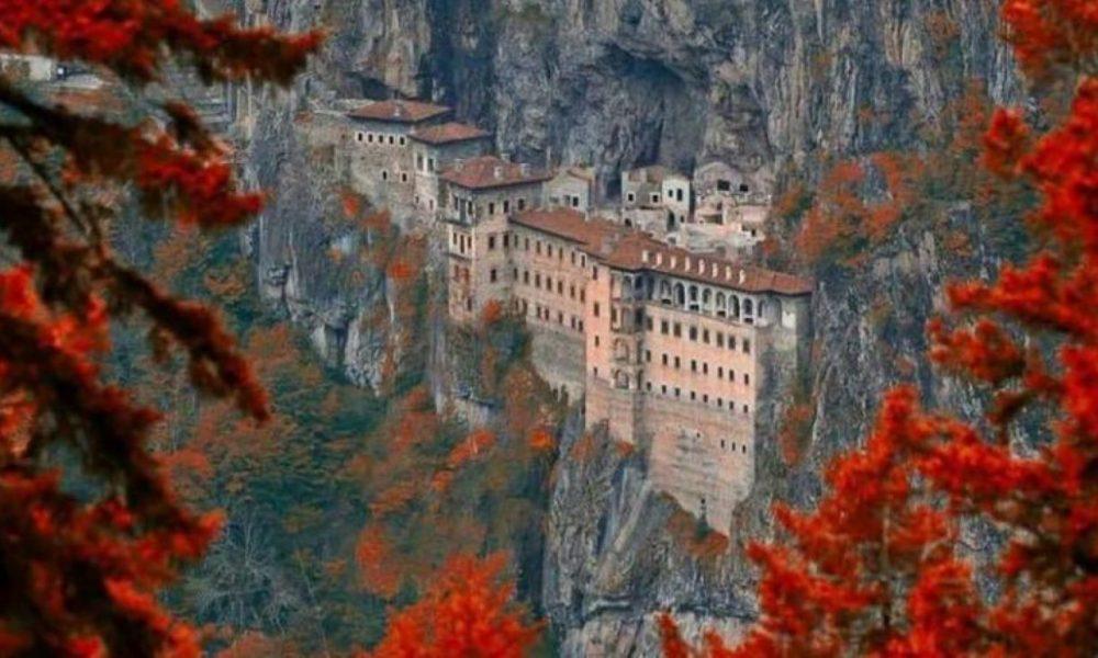 Παναγία Σουμελά: Το υπέρλαμπρο μοναστήρι με την εικόνα-σύμβολο για τους Έλληνες του Πόντου