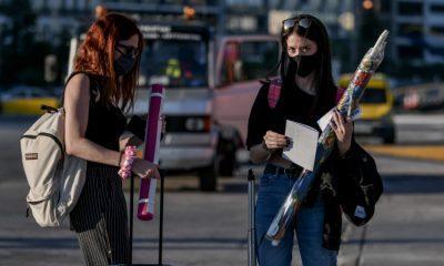 Έρχονται ραγδαίες εξελίξεις με τη χρήση μάσκας, οι εισηγήσεις μετά τα νέα κρούσματα