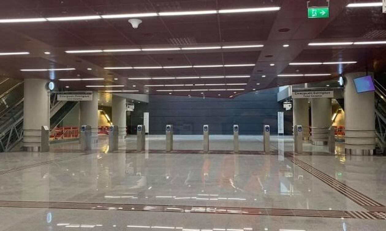 Μετρό: Νίκαια – Σύνταγμα σε 14 λεπτά - Οι νέοι σταθμοί που «ανοίγουν» στις 7 Ιουλίου