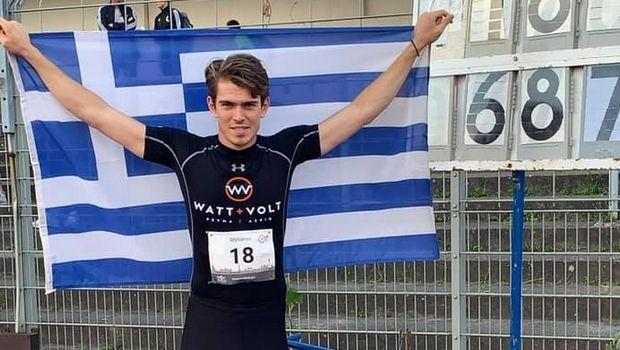 Στίβος ΑμεΑ: Έκανε Παγκόσμιο ρεκόρ ο Στέλιος Μαλακόπουλος στο μήκος