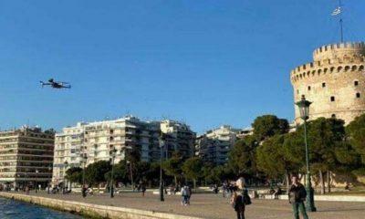 Συναγερμός στη Θεσσαλονίκη: Σε επίπεδα lockdown η ανίχνευση κορονοϊού στα λύματα