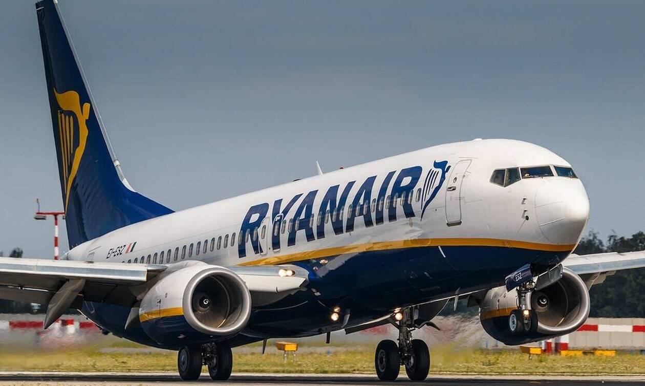 Θρίλερ με αεροπλάνο της Ryanair στη Θεσσαλονίκη: Τι συνέβη;