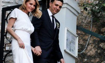 Έγκυος η Τζένη Μπαλατσινού - Σε πελάγη ευτυχίας πλέει ο Κικίλιας