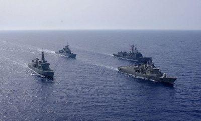 Oruc Reis: Οχτώ στόλοι σε απόσταση βολής!