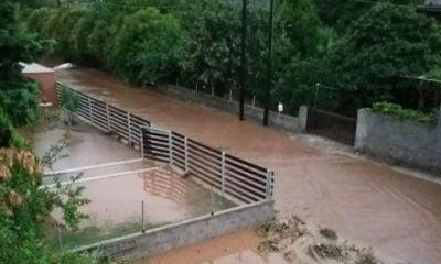 ΒΙΝΤΕΟ & ΦΩΤΟ - Εύβοια: Δύο νεκροί από πλημμύρες στα Πολιτικά - Βιβλικές καταστροφές και εγκλωβισμοί!