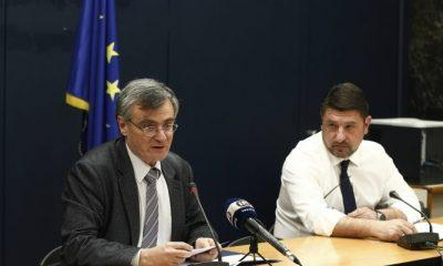 Κορονοϊός: Δείτε LIVE την ενημέρωση από Τσιόδρα και Χαρδαλιά