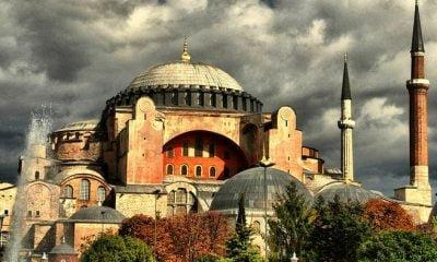 Πως ακουγόταν η ψαλμωδία στην Αγία Σοφία - Μια συγκλονιστική αναπαράστασηΒΙΝΤΕΟ