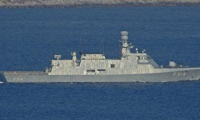 ΕΚΤΑΚΤΗ ΕΝΗΜΕΡΩΣΗ - Τουρκικό Ναυτικό: Συνεχίζεται η συγκέντρωση ναυτικών δυνάμεων- Ακόμη μια κορβέτα πλέει προς το Ν.Α.Αιγαίο (βίντεο)
