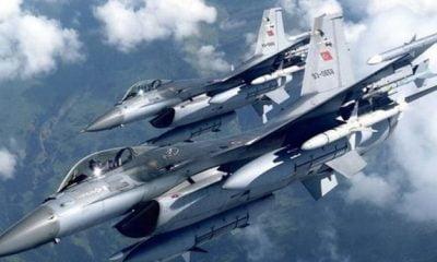 Συναγερμός στο Αιγαίο με οπλισμένα αεροσκάφη