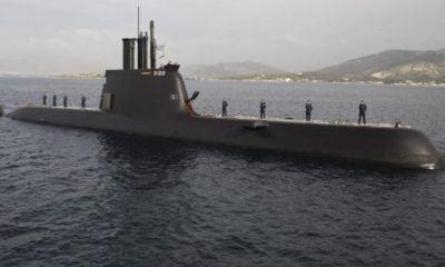 Υπεροπλία κάτω από τη θάλασσα: Γιατί τα ελληνικά υποβρύχια υπερτερούν των τουρκικών